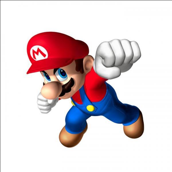 Quel est le power-up le plus souvent utilisé par Mario dans ses aventures ?