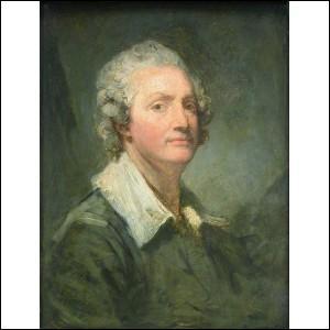 Quel est le nom de ce peintre délicat du XVIIIème, auteur de la sublime  Cruche cassée  ?