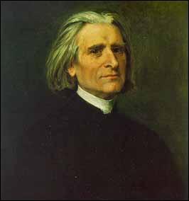 Quel est le nom de ce musicien, beau-père de Wagner, qui nous a laissé de sublimes  Rhapsodies hongroises  ?