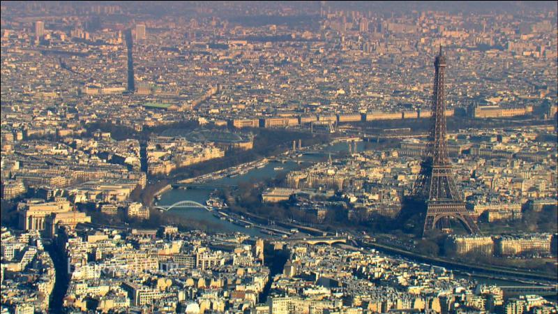 Bac : Le patrimoine, le centre historique de Paris