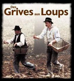 Qui nous raconte l'histoire d'une famille dans un village de Corrèze, un beau roman de terroir, paru en 1979, intitulé  Des grives aux loups  ?