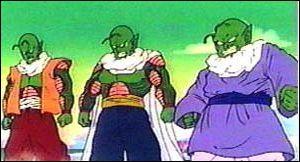 Quel est le pourcentage de  Namek combattants  sur la planète Namek ?