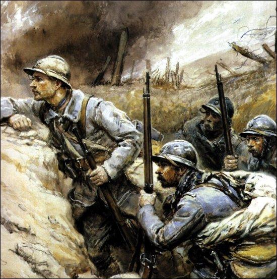 La Seconde Guerre mondiale a été moins meurtrière que la première.