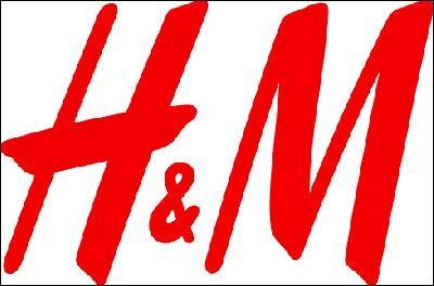 H et M sont les initiales de  Habits  et  Mode .