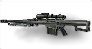 Armes des différents Call of Duty