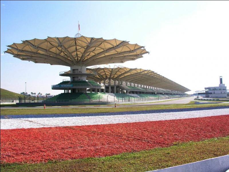 Formule 1 quiz qcm formule 1 for Dans quel pays se trouve singapour