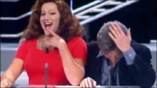 Emission culte de Canal+, je ne vous dirais qu'une chose : Richard Jouir et Sandrine trop Forte !