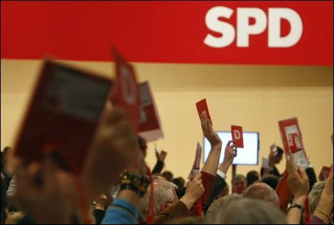En 1875, les deux principaux partis socialistes d'Allemagne fusionnent pour former le SAD (qui deviendra le SPD). A quelle occasion ?