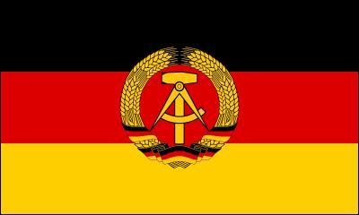 En 1947, quelle partie de l'Allemagne est-elle basée sur le modèle communiste ?