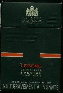 Cette marque utilise plusieurs types de tabac. Quand le paquet est rouge, le tabac est un  Américan Blend  ( Goût américain ). Idem quand il est noir. Toutefois, quand le paquet est noir frappé d'une bande rouge, c'est un  King Size  ( Goût anglais ).