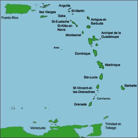 Combien d'états et territoires utilisent t-ils le dollar des Caraïbes orientales ?