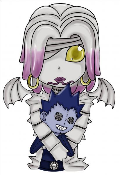 Death Note : qui est ce dieu de la mort qui a donné un cahier de la mort à Misa et qui est aussi très intelligente ?