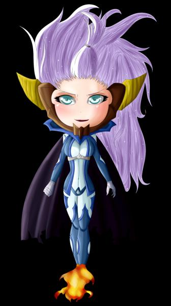 Fairy Tail : qui est ce mage (féminin) de rang S qui a pour surnom  la démone  ?