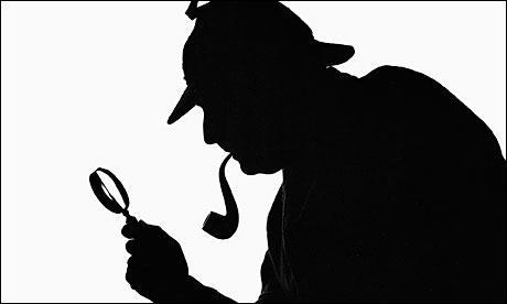 Qui a écrit  Le chien des Baskerville , une aventure de Sherlock Holmes ?