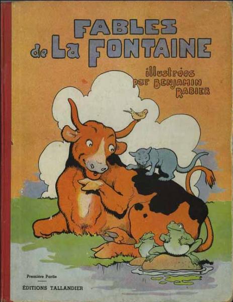 Quelle fable de La Fontaine commence ainsi :  Il se faut entr'aider, c'est la loi de nature...   ?