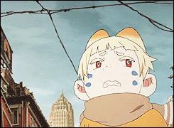 En quoi peut se transformer le petit démon que Rin a trouvé ?
