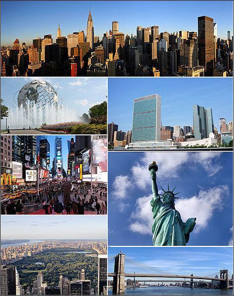 Vous visitez la ville de New York en passant par tous ses arrondissements. Mais au fait, combien y en a-t-il ?