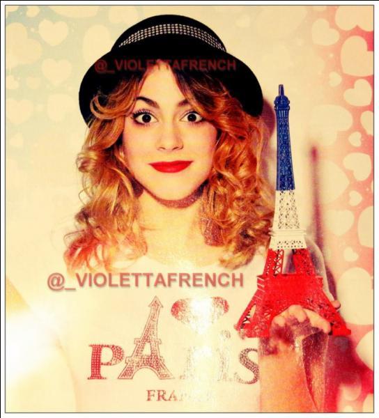 Comment s'appelle le magazine où elle a posé avec une tour Eiffel ?