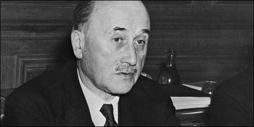 De quelle organisation Jean Monnet a-t-il été le secrétaire général en 1919 ?