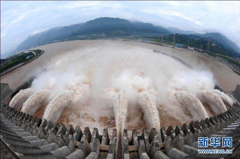 La Chine abrite le plus important barrage hydro-électrique au monde depuis 2009, preuve de la montée en puissance du pays. Quel est son nom officiel ?