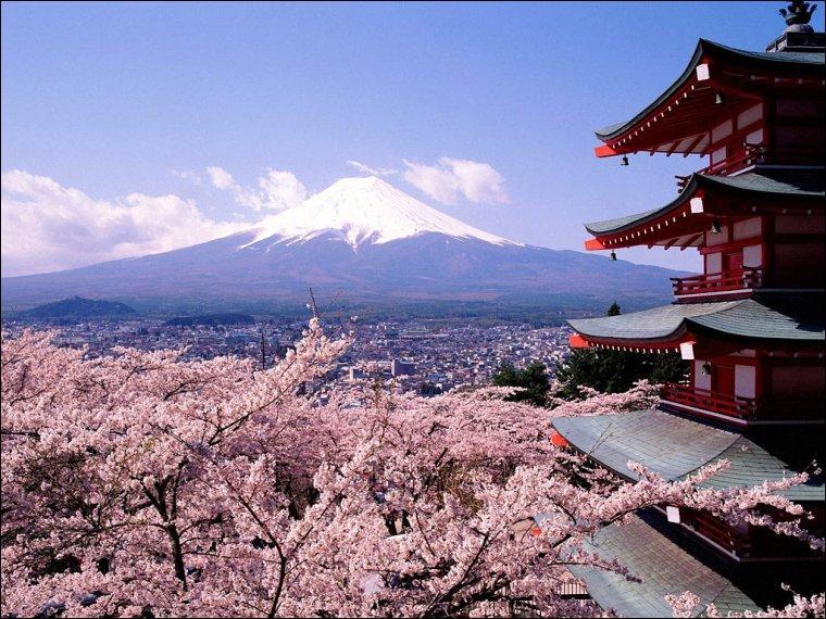 Combien de fois le Japon est-il moins vaste que la Chine ?