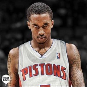 Qui est ce joueur des Pistons ?