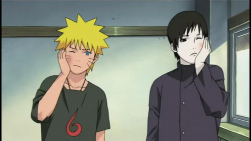 Sasuke étant parti et Kakashi momentanément blessé, qui entre dans la Team Kakashi ?
