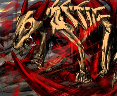 Qui apparaît à Naruto lorsqu'il laisse déferler la colère de Kyubi jusqu'à la 9e queue ?