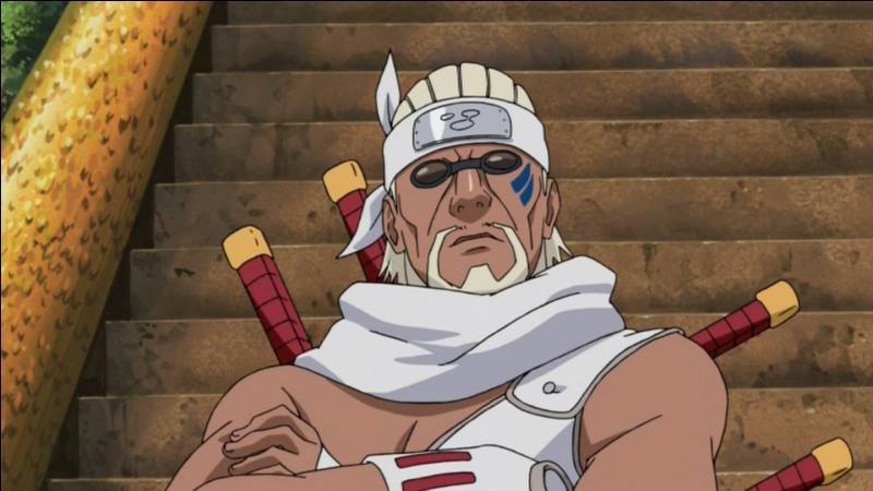 Naruto rencontrera plus tard Killer Bee, qui est :