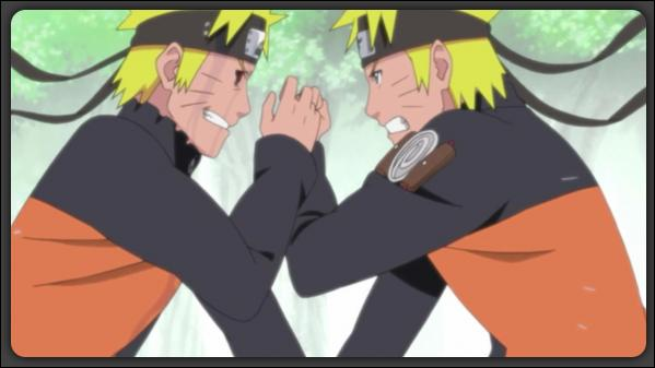 Que va faire Naruto à la Cascade de la Vérité ?