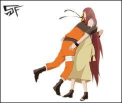 Qui va aider Naruto lorsqu'il tentera de maitriser Kyubi derrière la cascade ?
