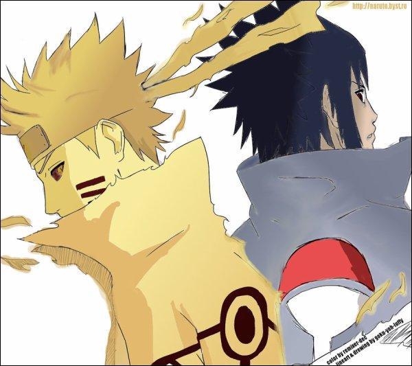 Que va faire Sasuke ?