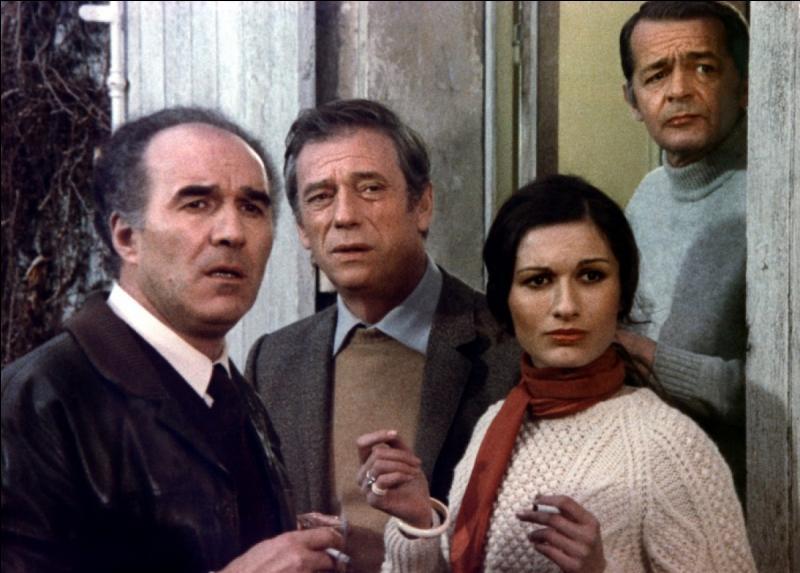 Après 20 ans passés à jouer des rôles de flics ou de gangsters, Serge Reggiani change de registre dans ce très beau film de Claude Sautet :