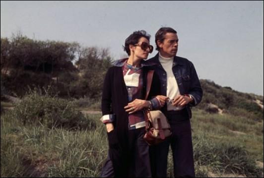 Jacques Brel réussit à convaincre la chanteuse Barbara de jouer à ses côtés, dans le premier film qu'il réalise en 1972. Quel en est le titre ?