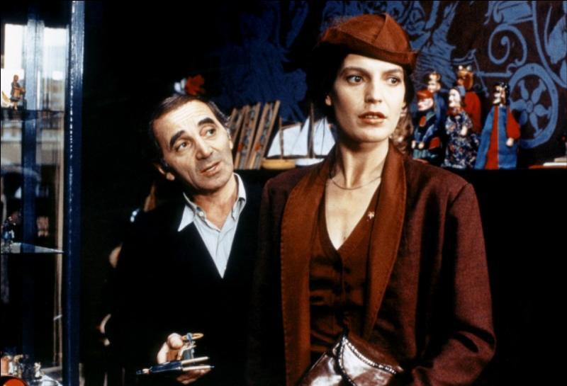 Dans quel film adapté d'un roman de l'écrivain allemand Gunter Gräss, Charles Aznavour joue t-il en 1979 ?