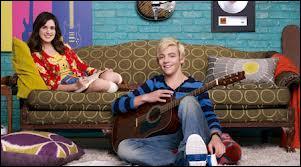 Dans  Austin et Ally , qui est la meilleure amie d'Ally ?