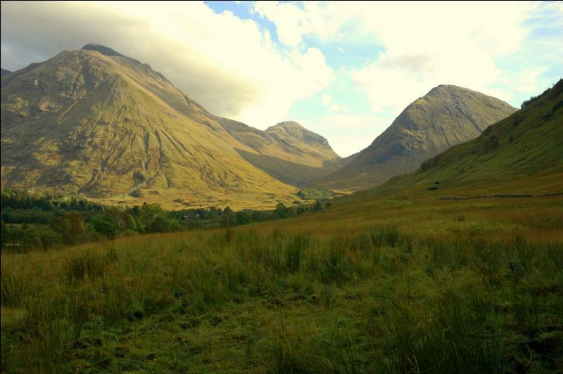 Les magnifiques Highlands à la beauté sauvage et indomptée, où se situent-elles ?