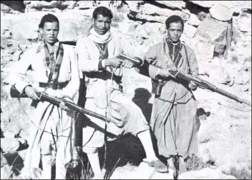 Quelle action marque t-elle le début des conflits en Algérie ?