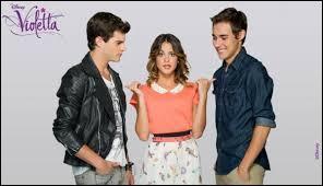 Dans cette saison, Violetta va encore devoir choisir entre deux garçons, mais lesquels ?