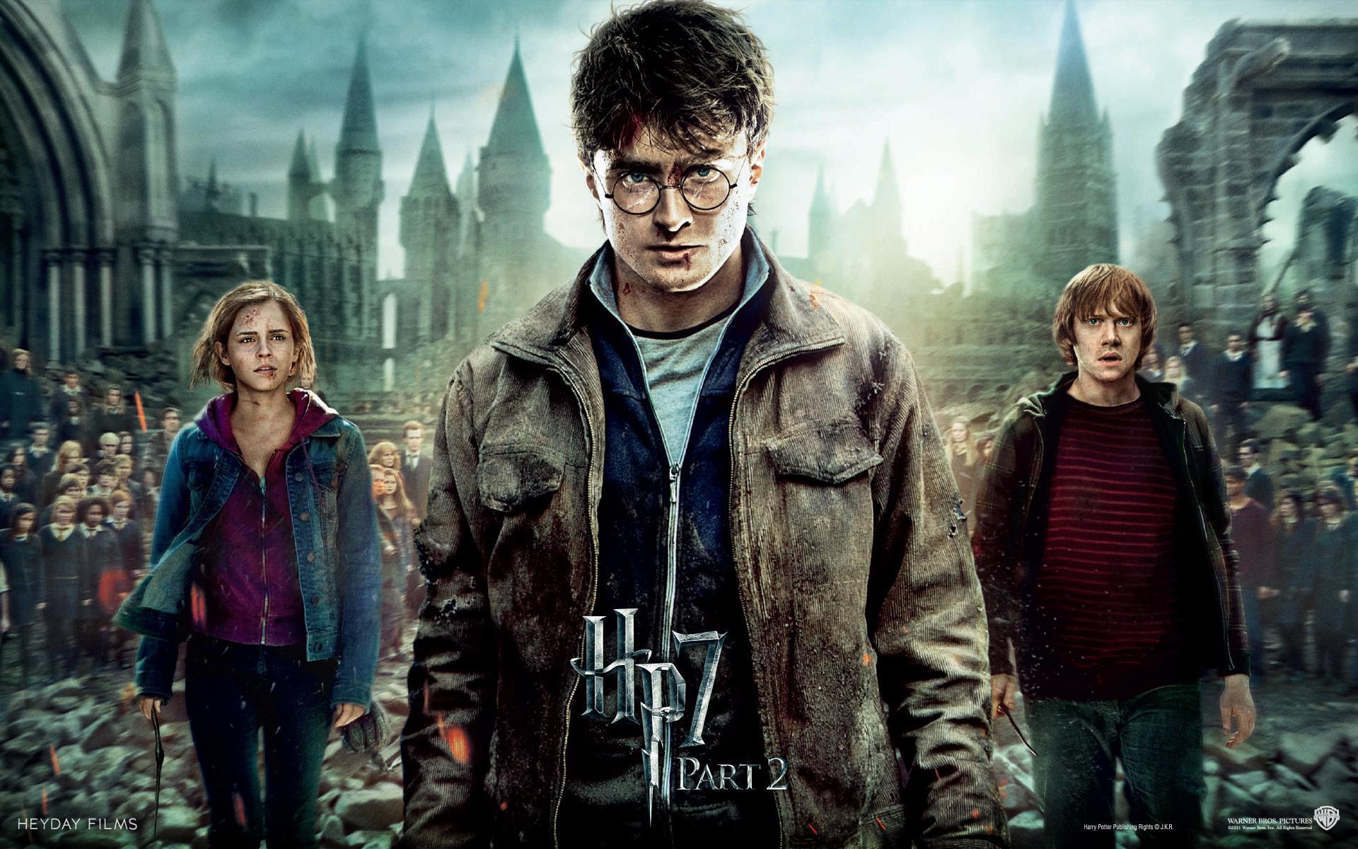 Harry Potter en charades !