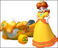 Quel kart est à côté de Daisy ?