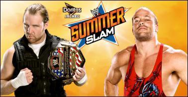 Dean Ambrose vs Rob Van Dam : qui est le vainqueur pour le championnat des Etats-Unis ? (Kick-off)