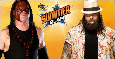 Kane vs Bray Wyatt : qui est le vainqueur ? (Ring of Fire match)