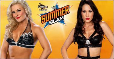 Natalya vs Brie Bella : qui est la gagnante ?