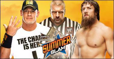 John Cena vs Daniel Bryan : qui est le vainqueur pour le championnat de la WWE ? (Triple H arbitre spécial)