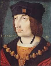Comment est mort, le roi Charles VIII ?