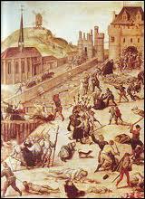 Quel était ce personnage responsable du massacre de  La saint-Barthélemy  ?