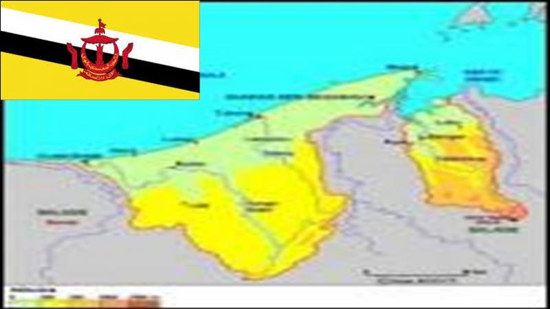 Le Brunei est un petit pays côtier d'Asie du Sud-Est uniquement frontalier à la Malaisie. Quel est son régime politique ?
