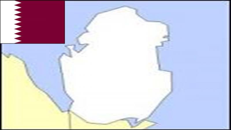 Le Qatar est un petit émirat asiatique uniquement relié à l'Arabie Saoudite. Quel est son indicatif téléphonique ?