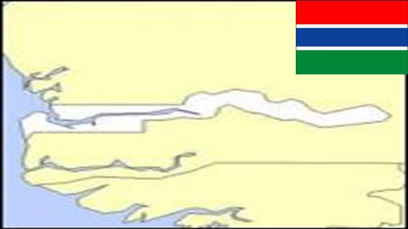 La Gambie est un pays d'Afrique Australe enclavé par le Sénégal. Laquelle de ces villes se trouve en Gambie ?